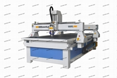 CNC Router And Laser Cutting Machine combine Machine