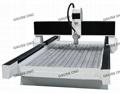 Large Power Grainte Marble 1530 CNC Router Engraving Machine