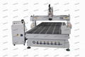 1530 Servo Motor Wood CNC Router With 4 Axis Rotary