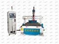 1325 Lineaer Tools Changing ATC CNC Router Machine