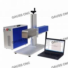 3D 30W 50W dynamic focusing fiber laser marking machine