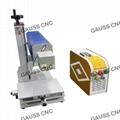 Raycus 30W 50W Desktop Fiber Laser Marking Machine