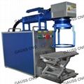 Cheap Model hand held fiber laser marking machine