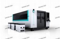 2000W 3000W 4000W Fiber Laser Cutting Machine