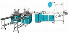 Fully Automatic Disposable Face Mask Making Machine (Hot Product - 1*)