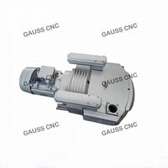 11kw 400m3/hc Oil free Vane Rotary Vacuum pump