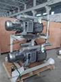 7.5kw 200m3/hc Oil free Vane Rotary Vacuum pump