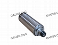 800W 1.5 2.2kw 3.2kw 4.5kw 6kw Water Cooling Spindle For Wood CNC Router Machine