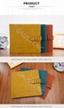Children's album cover leather cover Baby photbook cover 8*8