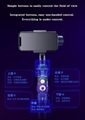 Moza Mini S 3-Axis Foldable Handheld gimbal stabilizer for smartphone