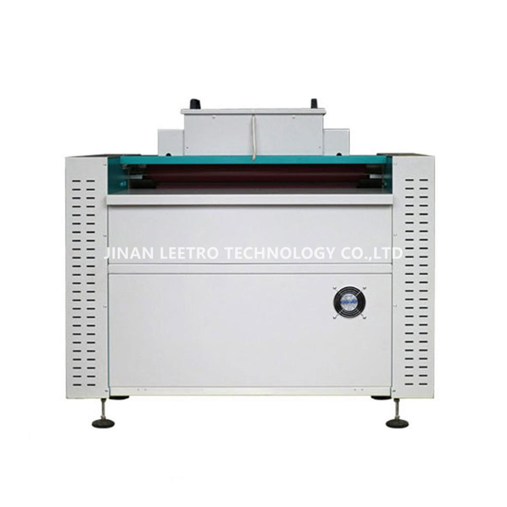 1300mm Hot melt glue laminating machine wood hot melt coating machine  3