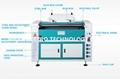 Hot Melt Glue Machine/Wood Sheet Gluer Machine/MDF wood Gluing Machine