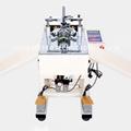 CNC automatic splint nail angle machine for frame