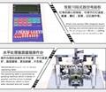 cross-stitch photo frame 0.6-0.8 Mpa pneumatic nail angle machine