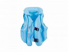 Blue Swim Vest