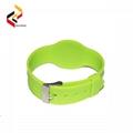 MIFARE 1K S50 RFID Silicone Wristbands 2