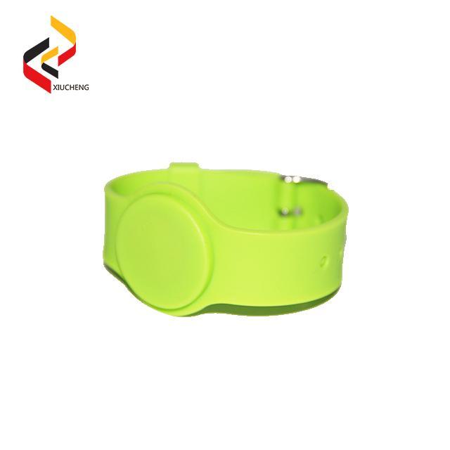 MIFARE 1K S50 RFID Silicone Wristbands 3