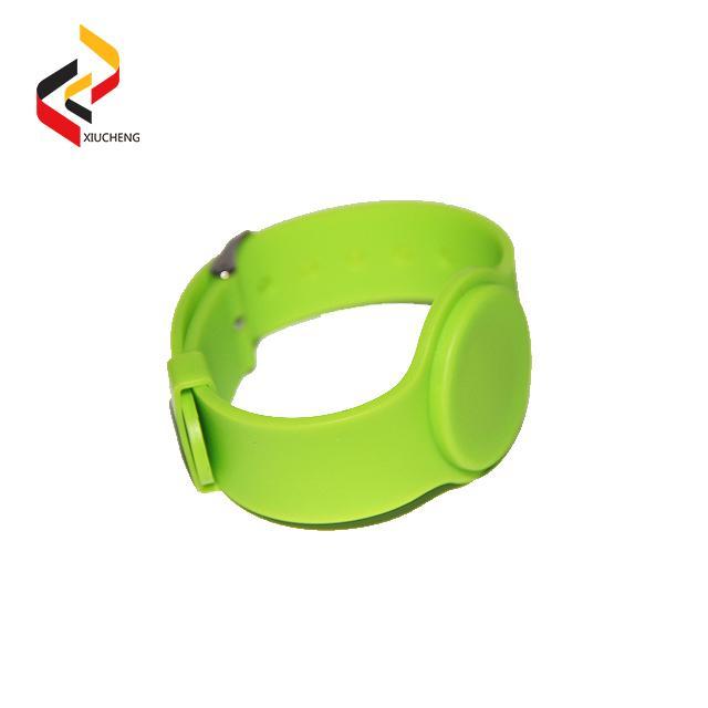 MIFARE 1K S50 RFID Silicone Wristbands 4