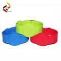 MIFARE 1K S50 RFID Silicone Wristbands 5