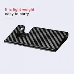 碳纤维商业用卡夹