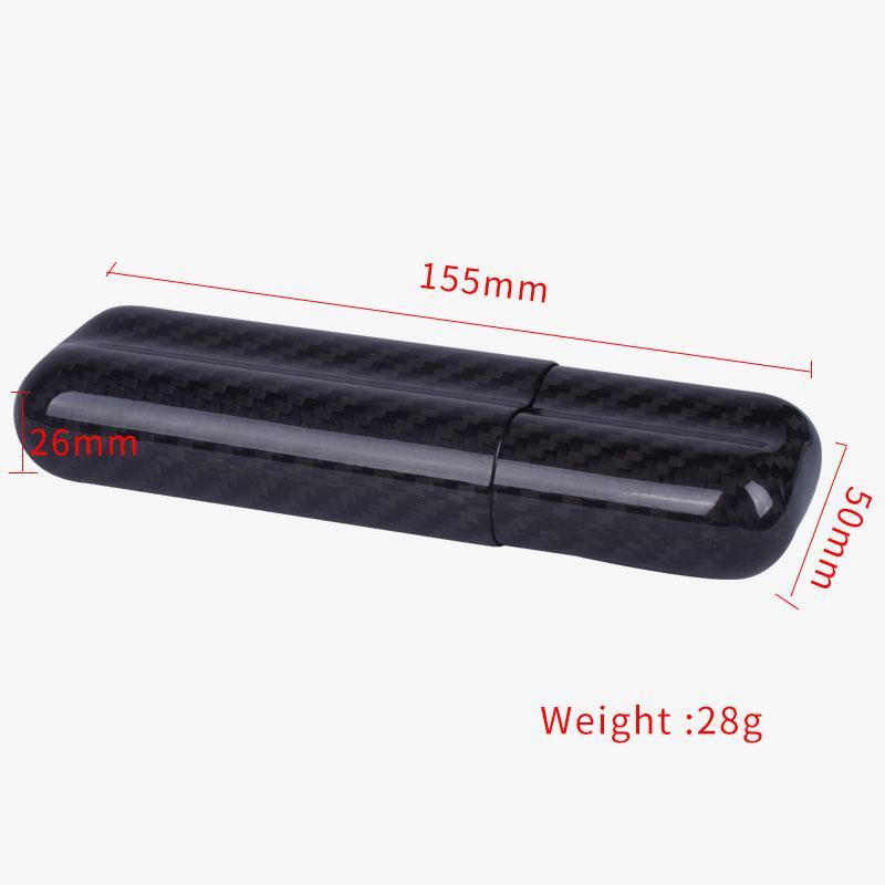 碳纤维雪茄盒L 5