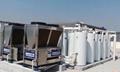 青岛地区空气源热泵热水工程 4