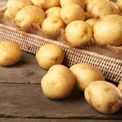 Potato set 6s strict selection fresh potatoes 1