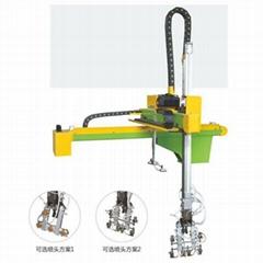Hot Chamber Servo three-axis spraying machine