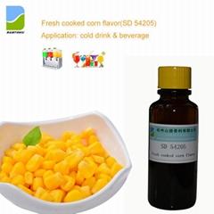 鮮熟玉米香精 SD 54205 用於乳品飲料冷飲飼料糖果烘焙等