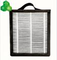 蘇州貝森PM2.5活性錳夾炭布