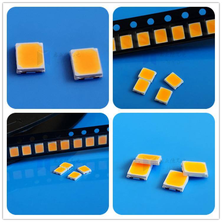 SMD2835高压灯珠LED2835贴片发光二极管6V高显1W 2