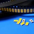 5730灯珠0.5W白光暖光中性光冷白LED贴片发光二极管 2