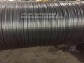 Welded Control line coil tubing