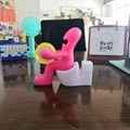 creative toilet tape seat, tape dispenser,Office stationery 2