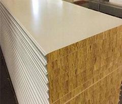 郑州兴盛厂家生产岩棉净化板