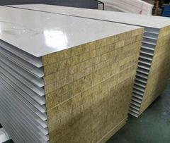 郑州兴盛生产硅岩净化板 中空玻镁净化板