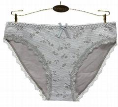 出口女士內褲廠家直銷外貿短褲現貨女式三角褲批發