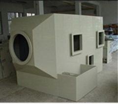 废气吸附设备活性炭吸附塔