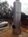 废气处理设备不锈钢喷淋塔