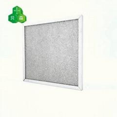 foamed metal substrate photocatalyst high efficiency catalytic filter net