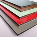 Factory Wholesale acp sheet aluminium composite exterior sandwich panel