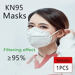 閥門杯式KN95-FFP3 口罩