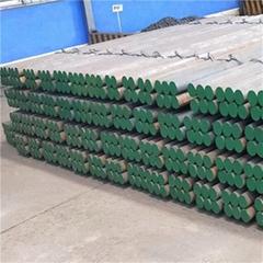 硅砂石英棒磨機熱處理耐磨鋼棒
