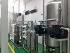 利惠通達超濾水處理