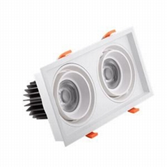 LED Grille Downlight RG  custom LED Grille Downlight for sale
