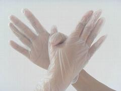 PVC paste resin for disposable vinyl gloves