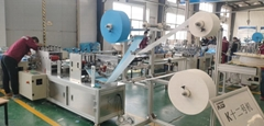 automatic  face mask production machine