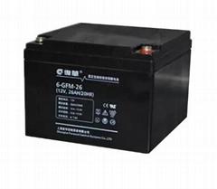 復華蓄電池6-GFM-100太陽能 ups蓄電池