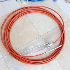 抗拉力12噸煤倉測溫電纜  天津糧倉測溫電纜