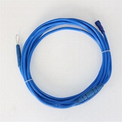 平房倉測溫電纜 普通圓銅線  黑龍江糧倉測溫電纜